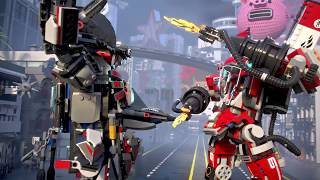 Fire Mech - LEGO NINJAGO Movie - 70615 - Product Animation
