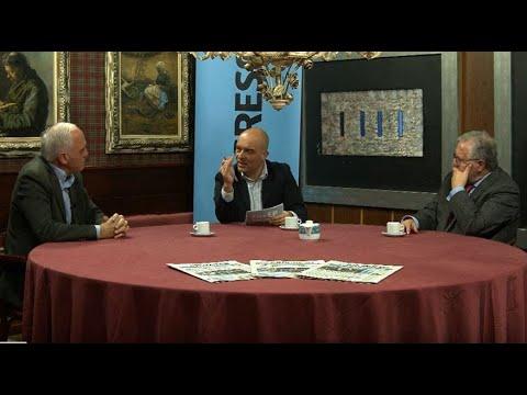 Por orden del señor exalcalde... Orozco y Díez debaten en la segunda entrega de Foro Lucense