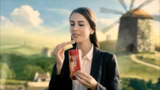 İşte yepyeni lezzet Ülker Saklıköyün reklam filmi.