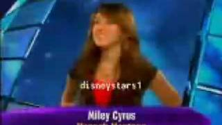 Disney Stars - What Was The Best Part of 2008? (Part 1)