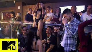 Jersey Shore Family Vacation: Tutti allo strip club!