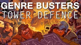 Genre Busters: Tower Defence
