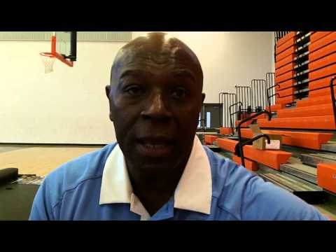 Phil Ford comes to Southeast Guilford High School