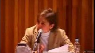 Carmen Aristegui en El Colegio de México