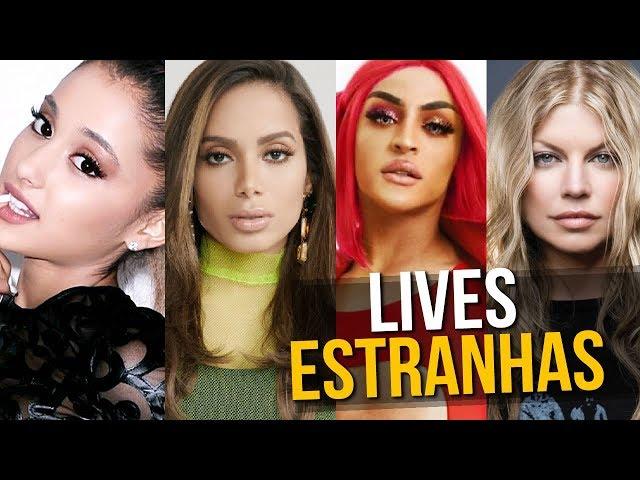 Divas Em: Lives Estranhas