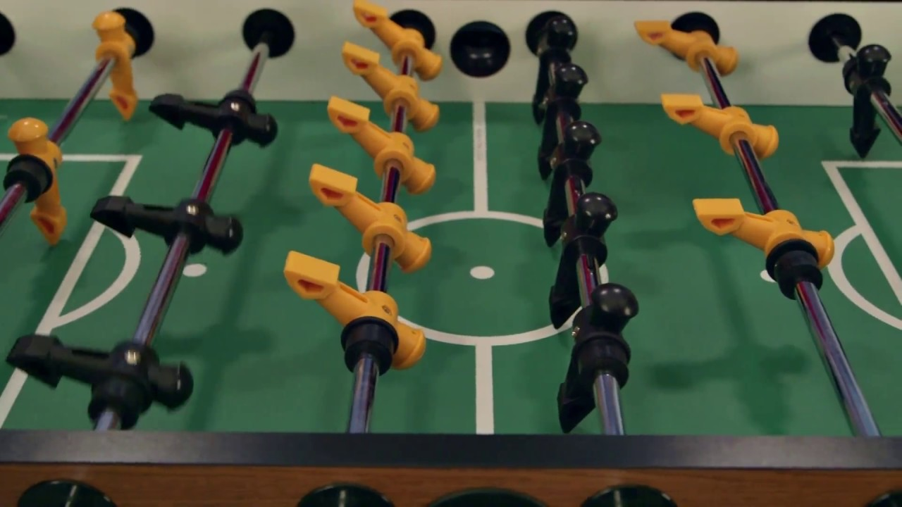 Carrom Signature Foosball