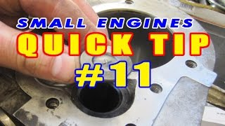 Quick Tip #11 Worn Out Valve Guides