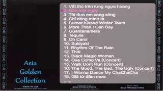 Tổng hợp những bài hát có trong Asia Golden Cha Cha Cha Vol.1