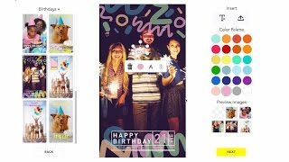 How to make your own personalized Snapchat geofilter