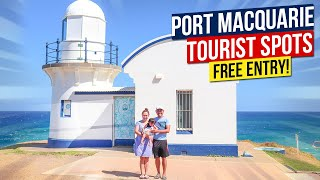 PORT MACQUARIE TOURIST SPOTS W/ FREE ENTRY | Australian Migrant Family