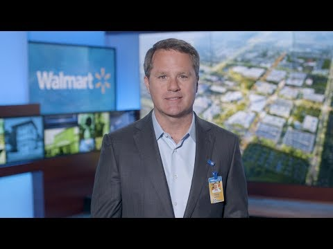 Let's Get Started – Walmart's New Home Office