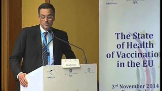 Vaccination in EU,  2014 – Paolo Bonanni