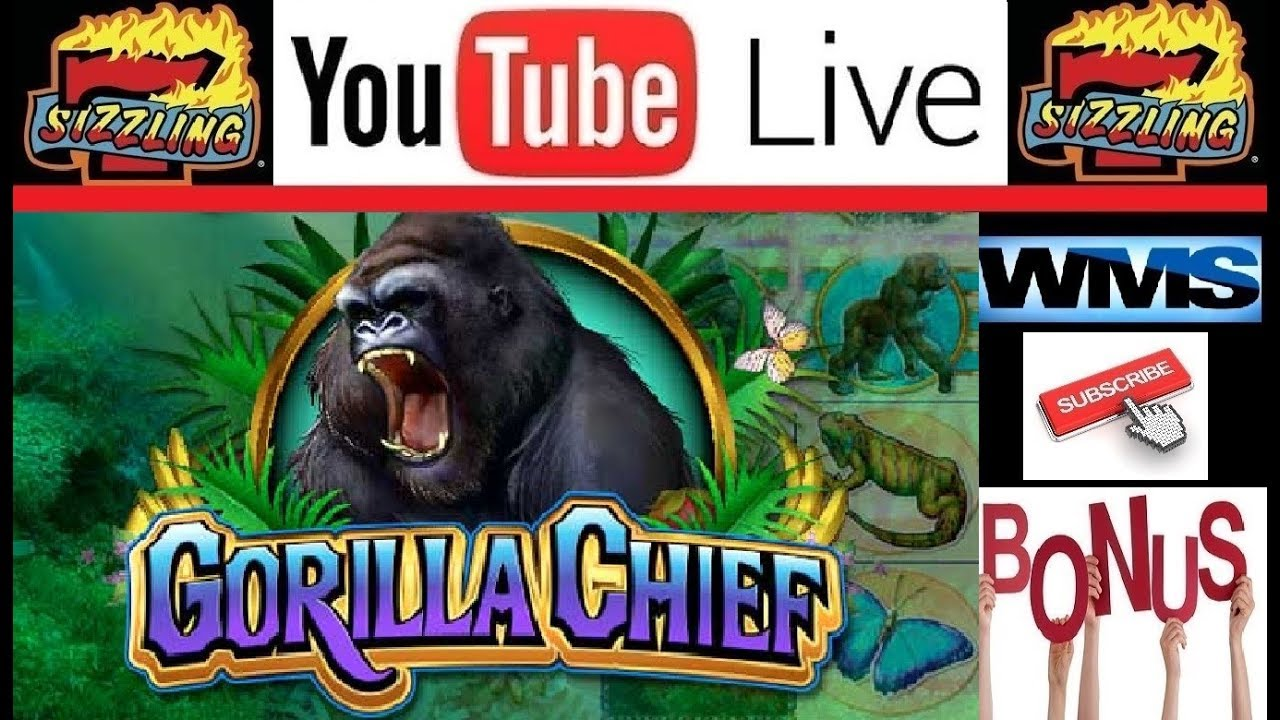 Play Gorilla Chief Slot Machine