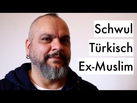 Schwul, türkisch, Ex-Muslim: Islamkritiker Ali Utlu /Doku: Was ist los mit dir, Deutschland
