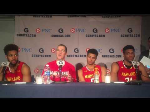 Maryland Post Game