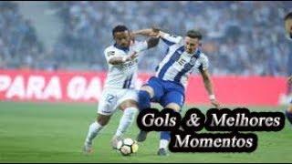 Porto x Feirense - Highlights - Resumo - (Campeonato Português 18-19 #8)
