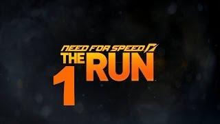Прохождение Need for Speed: The Run #1 ( Хочешь жить? )