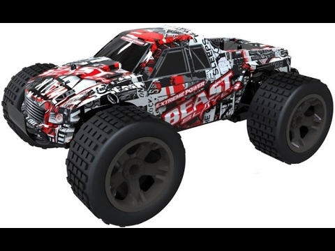 Rc Car Cheetah King 2 4ghz Extreme Power High Speed Rc Beast