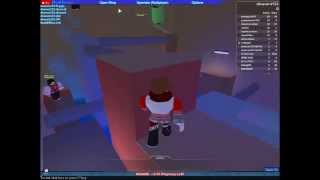 Roblox: Floor escape part 1: I meet a new friend... :D