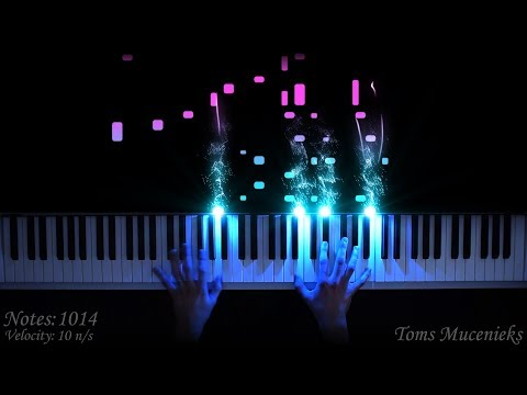 Download Lagu  Alan Walker - On My Way Piano Cover Mp3 Free