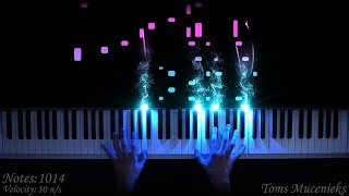 Cover images Alan Walker - On My Way (Piano Cover)
