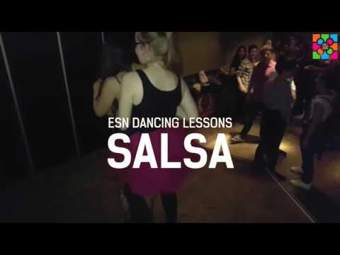 ESN Bilbao - Dancing Lessons: Salsa