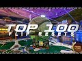 ROCKET LEAGUE TOP 100 FLIP RESETS