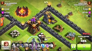 Clash of Clans - Quest to 4000 Trophies #18: FINISH HIM!