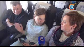 видео авиабилеты в бельгию