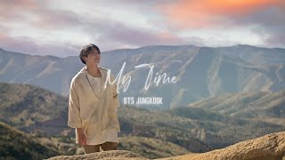 Download lagu BTS Jungkook — 시차 (My Time)【3D & Bass Boosted】