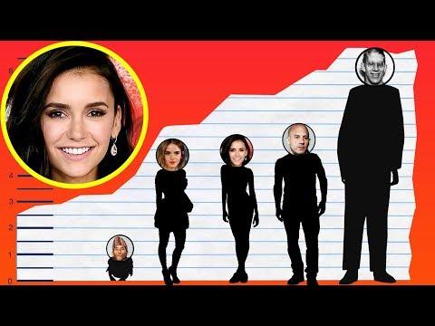 How Tall Is Nina Dobrev