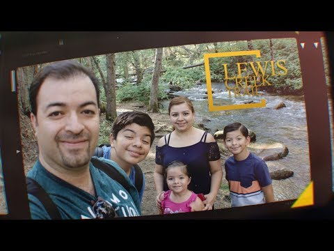 José Anaya Vlog | Viajes Por CA. 1 | Lewis Creek Trail | Oakhurst CA