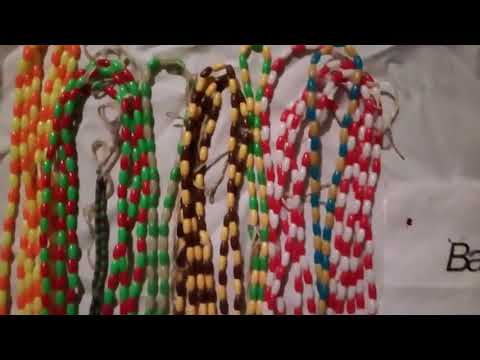 Orisa Consecrated Initiation Beads