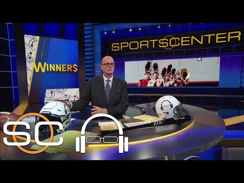 Scott Van Pelt picks Army to top Navy in this week's winners | SC with SVP | ESPN