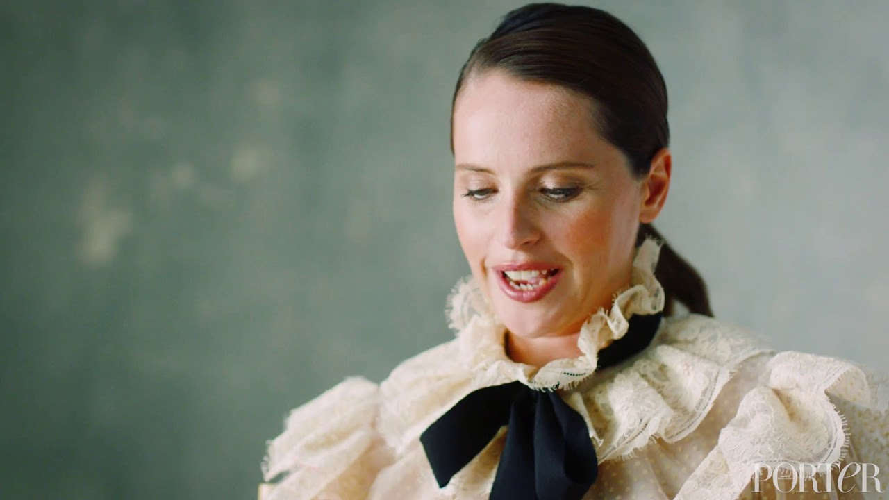 Rebel With a Cause: Felicity Jones for The EDIT – NAWO