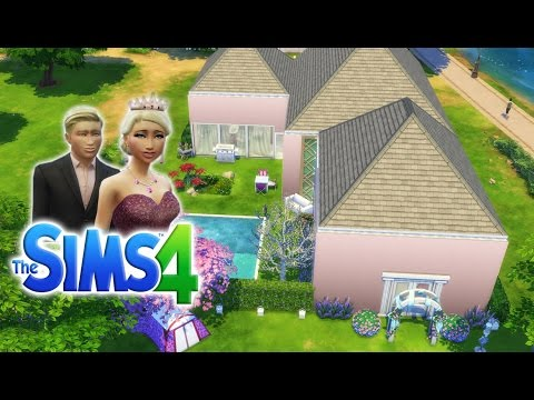 La maison de barbie sims 4 youtube - Maison de reve barbie ...