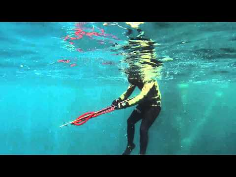 How to : Spearfishing Equipments -  Spearfishing Tactics اختيار عدة السبيرفشنق