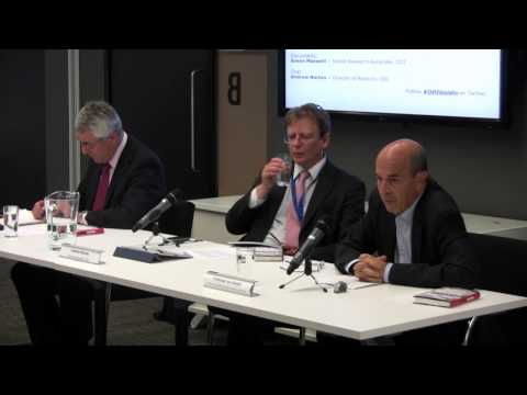 Professor Ian Goldin - Why global governance is failing. What we can do about it?