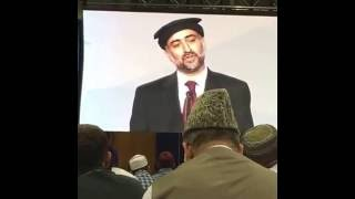 Dr. Faheem Younis Sahab's Speech - Jalsa Salana USA 2016 First Day Session