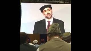 Dr. Faheem Younis Sahab's Speech - Jalsa Salana USA 2016 First Day Session