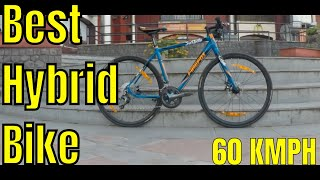 FIREFOX SURFELO - REVIEW - HYBRID BICYCLE