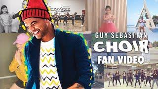 Guy Sebastian - Choir Choreography (Fan Video)