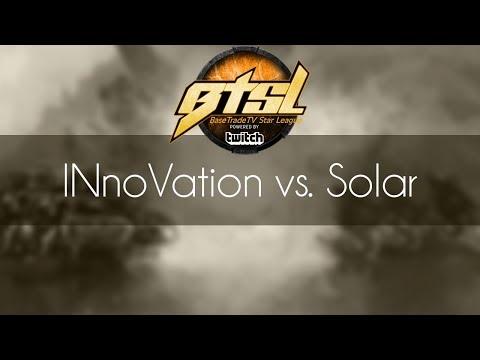 INnoVation vs. Solar - TvZ - BSTL Lite Finals