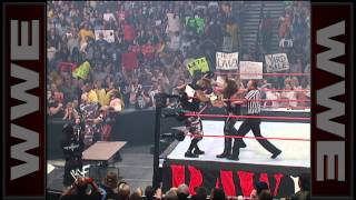 The Brothers of Destruction vs. The Dudley Boyz - World Tag Team Title Match: Raw, Sept, 17, 2001
