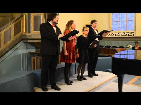Eva-Karin, Annika, Benjamin, Jan – Come Again (John Dowland)