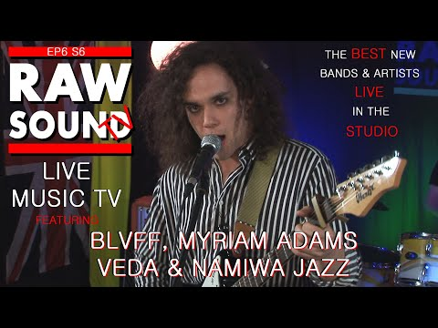 LIVE MUSIC TV Best New Bands And Artists Episode 6 Series 6 RawSound TV