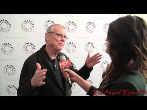 Hugh Wilson, Creator & Executive Producer, at the