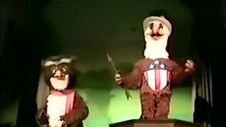 America Sings Ride at Disneyland (Best version on Youtube)