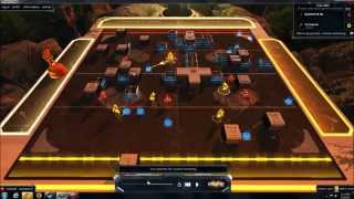Frozen Cortext Multiplayer Game with Commentary
