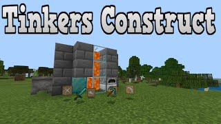 Minecraft Bedrock Edition Tinkers Construct Addon Download